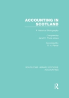 Accounting in Scotland (RLE Accounting)