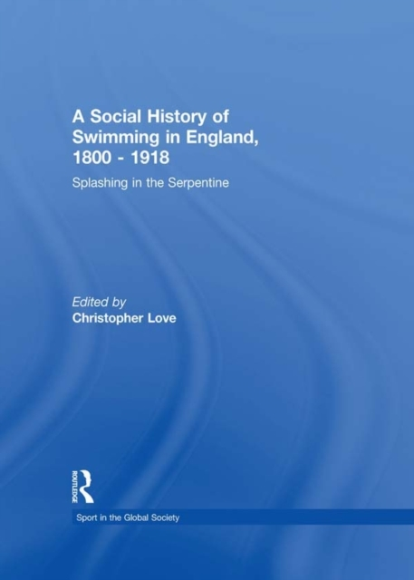 Social History of Swimming in England, 1