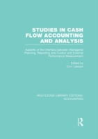 Studies in Cash Flow Accounting and Anal