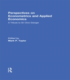 Perspectives on Econometrics and Applied