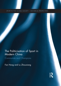 Politicisation of Sport in Modern China