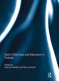 Early Child Care and Education in Finlan