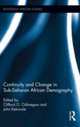 Continuity and Change in Sub-Saharan Afr