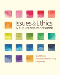 Issues and Ethics in the Helping Profess