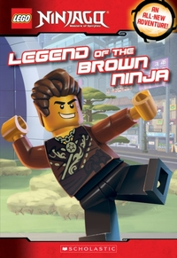 Legend of the Brown Ninja (LEGO Ninjago: