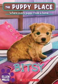 Bitsy (The Puppy Place #48)