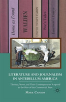 Literature and Journalism in Antebellum
