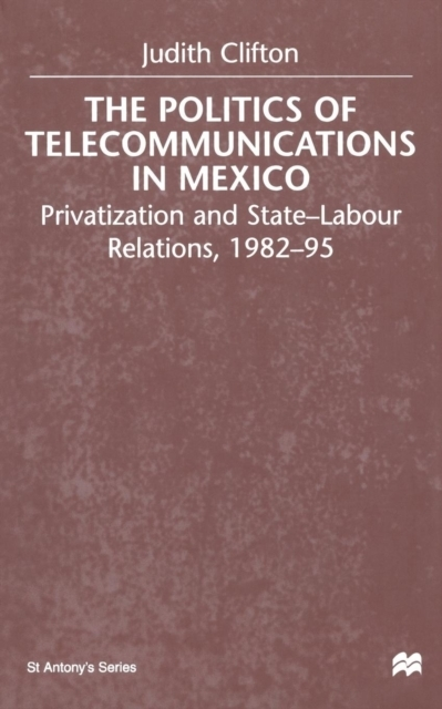 The Politics of Telecommunications In Me