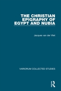 Christian Epigraphy of Egypt and Nubia