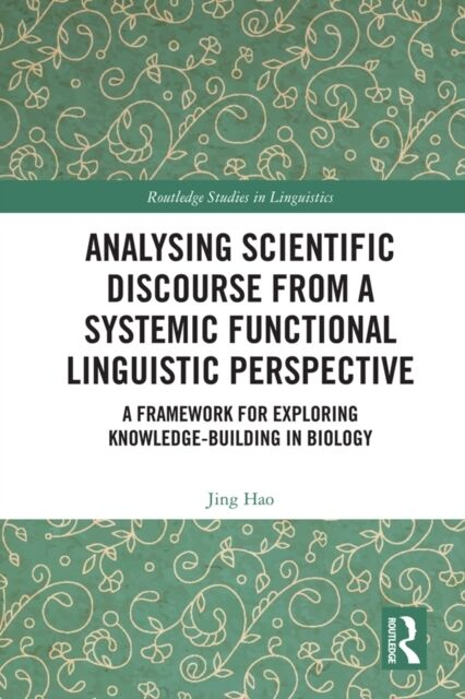 Analysing Scientific Discourse from A Sy