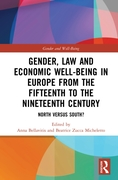 Gender, Law and Economic Well-Being in E