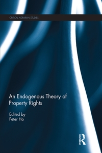 Endogenous Theory of Property Rights