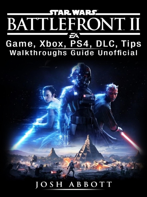 Star Wars Battlefront 2 Game, Xbox, PS4,