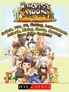Harvest Moon Light of Hope, Switch, PS4,