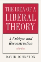 Idea of a Liberal Theory