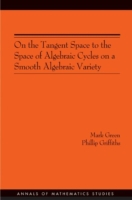 On the Tangent Space to the Space of Alg