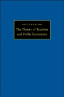 Theory of Taxation and Public Economics