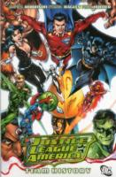 Justice League Of America Team History T