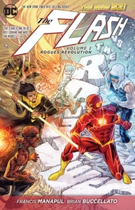 The Flash Vol. 2 Rogues Revolution (The