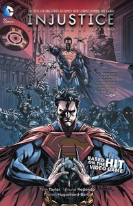 Injustice Gods Among Us Year 2 Vol. 1