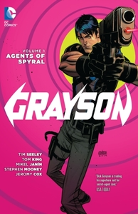 Grayson Vol. 1 Agents Of Spyral (The New