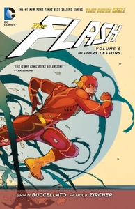 The Flash Vol. 5 History Lessons (The Ne