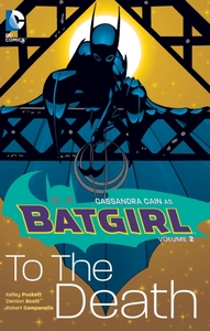 Batgirl Volume 2 To the Death