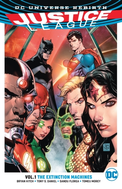 Justice League Vol. 1 The Extinction Mac