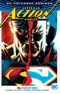 Superman - Action Comics Vol. 1 Path Of