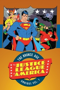 Justice League Of America The Bronze Age