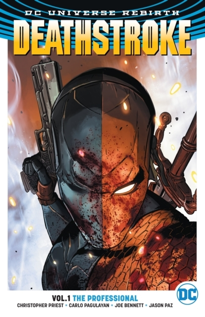Deathstroke Vol. 1 The Professional (Reb