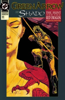 Green Arrow Vol. 8 The Hunt For The Red