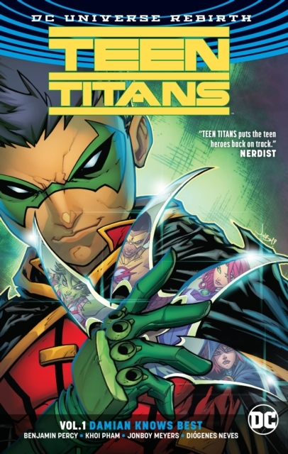 Teen Titans Vol. 1 Damian Knows Best (Re