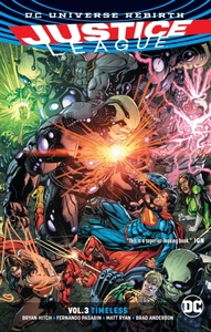 Justice League Vol. 3 Timeless (Rebirth)