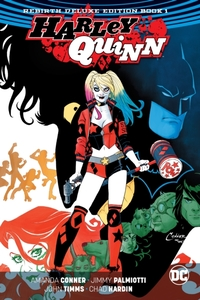 Harley Quinn The Rebirth Deluxe Edition