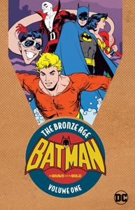 Batman In The Brave & The Bold The Bronz