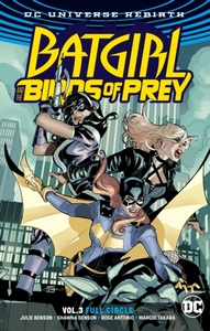 Batgirl and the Birds of Prey Volume 3.