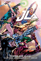 Justice League Of America Power And Glor