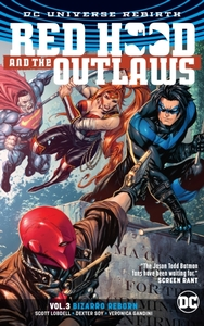Red Hood and the Outlaws Vol. 3 (Rebirth