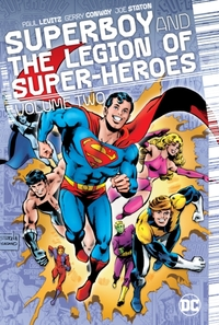 Superboy and the Legion of Super-Heroes