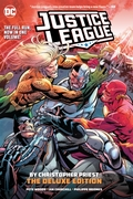 Justice League: The Rebirth Deluxe Editi