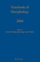 Yearbook of Morphology 2004