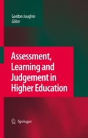 Assessment, Learning and Judgement in Hi