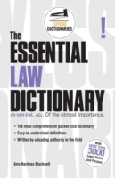 Essential Law Dictionary