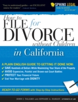 How to File for Divorce in California wi