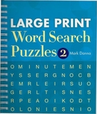 Large Print Word Search Puzzles 2