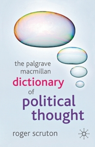 The Palgrave Macmillan Dictionary of Pol
