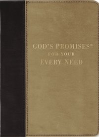 God's Promises for Your Every Need, Delu