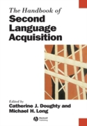 Handbook of Second Language Acquisition