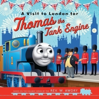 A Visit to London for Thomas the Tank En